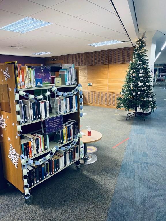 Our Reading Well Bookshelf