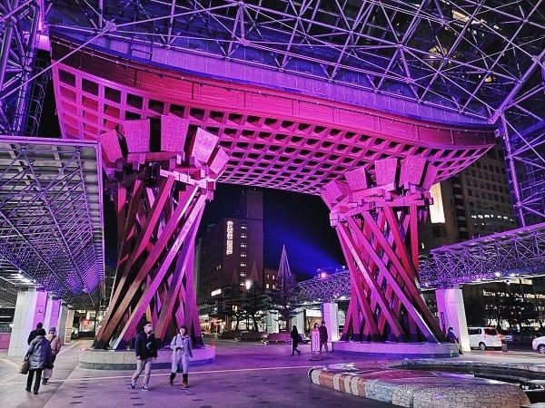 Địa điểm vui chơi ở Nhật Bản