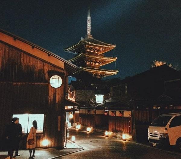 Hướng dẫn du lịch Nhật Bản chơi gì vui?