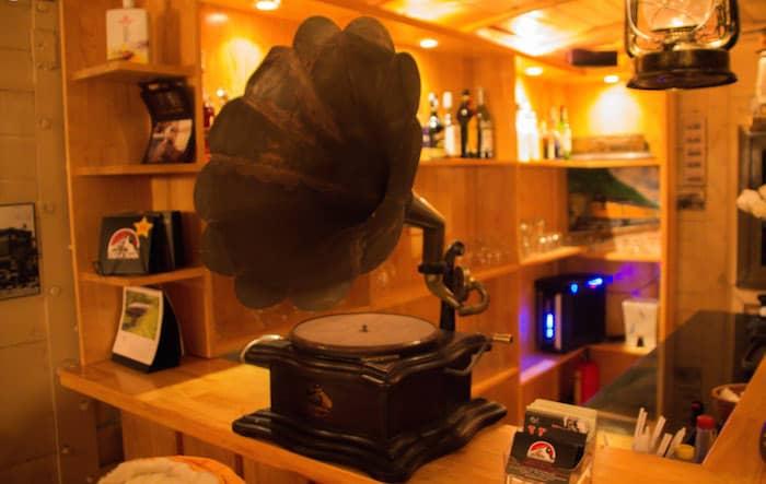 Cafe tàu lửa Đà Lạt