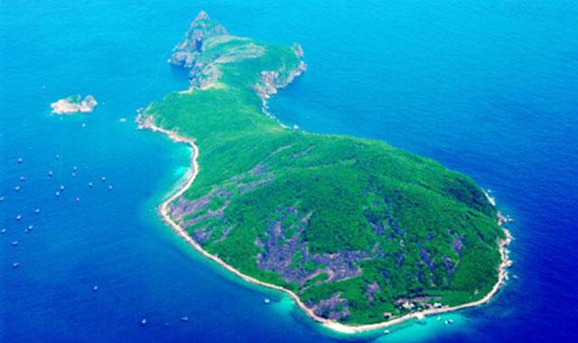 Đảo hòn Mun - Kinh nghiệm du lịch Nha Trang mùa hè
