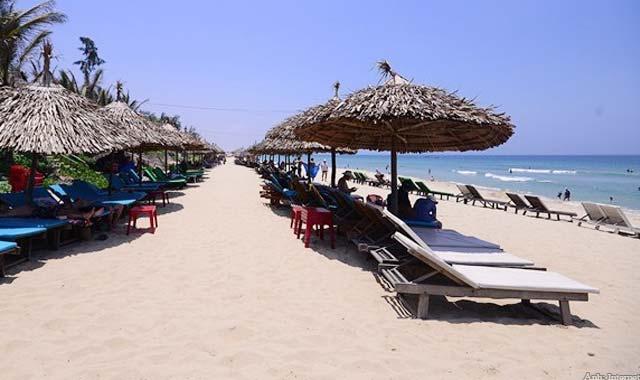 Bãi biển An Bàng Hội An