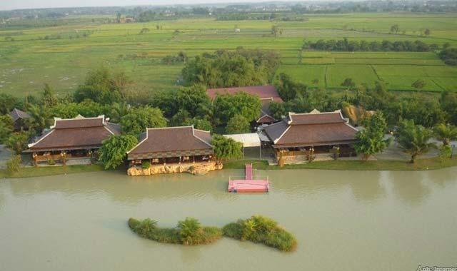 Khu du lịch Long Điền Sơn Tây Ninh