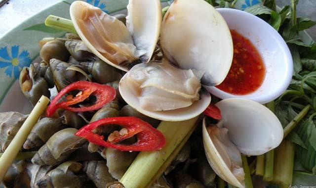 Đặc sản biển Tân Thành Gò Công, Tiền Giang