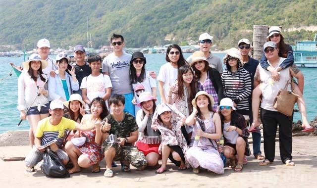 Kỷ niệm đáng nhớ chuyến du lịch đảo Nam Du