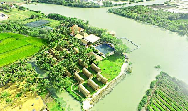 khu sinh thái tre việt Đồng Nai