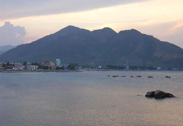 Chinh phục núi Cô Tiên Nha Trang