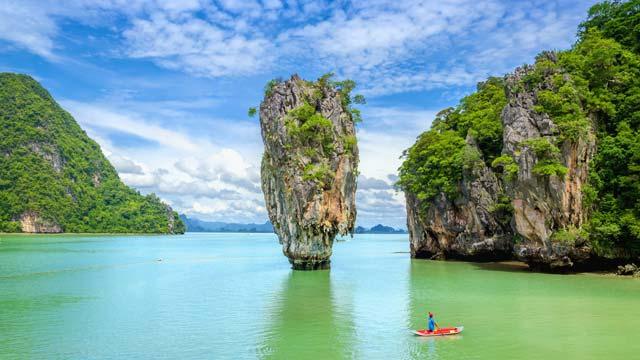 Vịnh Phang Nga Phuket Thái Lan