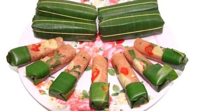 Nem chua Thanh Hóa - Một trong các món ăn ngon ở Sầm Sơn nên thử