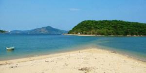 Đảo Nhất Tự Sơn Phú Yên