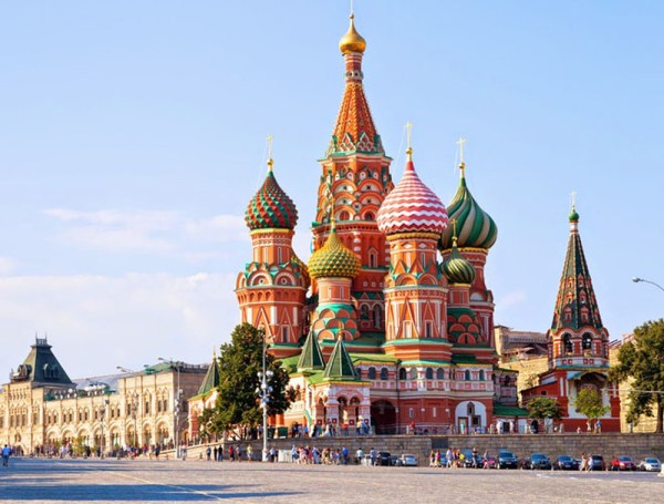 tour du lịch Moscow