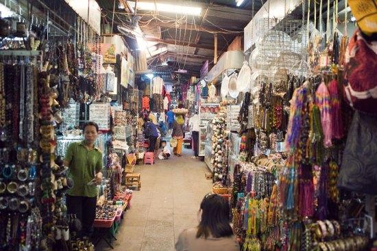Chợ Nga - Campuchia