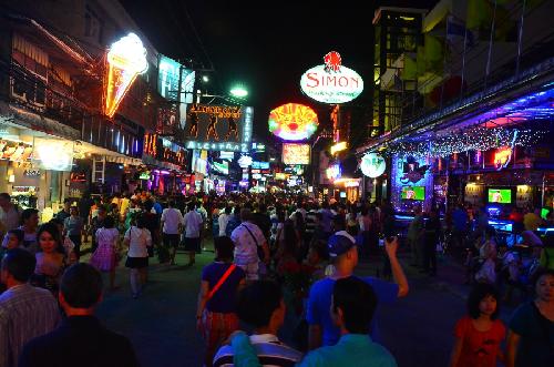 Du lịch đến với thành phố Pattaya- Thái lan
