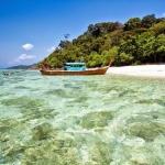 Nhìn qua ảnh thôi cũng thấy đảo Ko Tarutao đẹp tới nhường nào