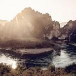Dòng sông Nậm Mu mang nét đẹp miên man tới ngỡ ngàng