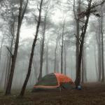 Địa điểm cắm trại lý tưởng cho chuyến đi du lịch cuối tuần gần Hà Nội