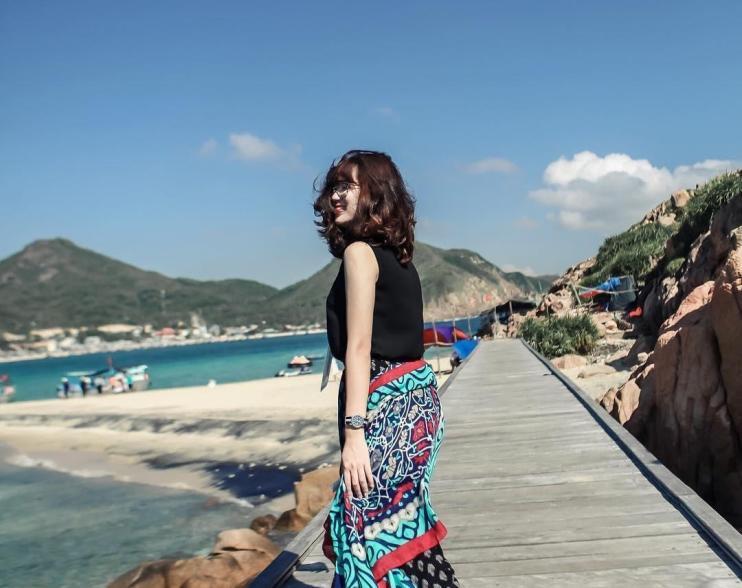Cầu gỗ Hòn Khô và những con đường xuyên biển tuyệt đẹp