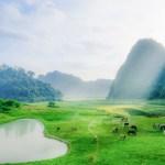 """Chốn """"tiên cảnh"""" nơi xứ Lạng"""