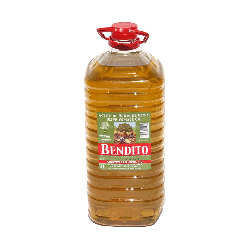 Aceite Orujo Oliva 5L