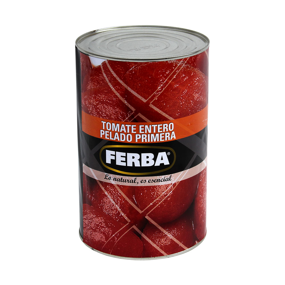 Tomate Entero Primera 4Kg