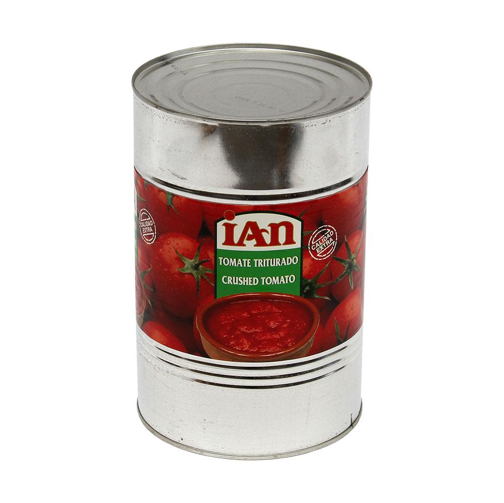 Tomate Triturado IAN 4Kg.