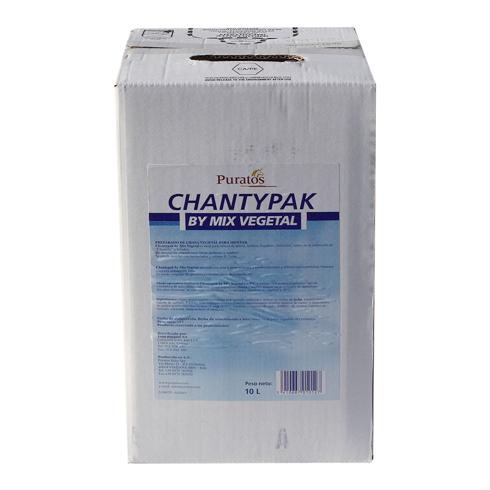 Chantypak Nata Mix Vegetal