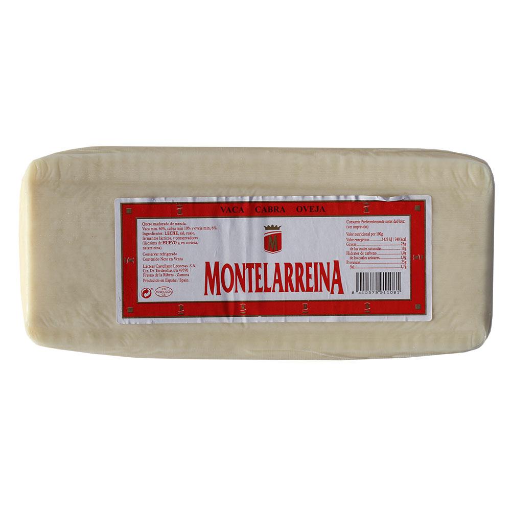 Mozzarella Barra 3Kg.