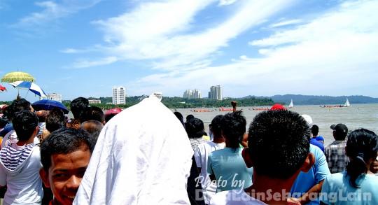 26th Sabah Dragon Boat Race 3