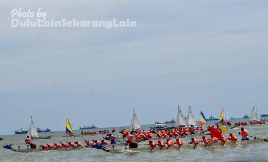 26th Sabah Dragon Boat Race 6