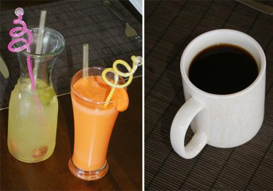 drinks Mango Garden