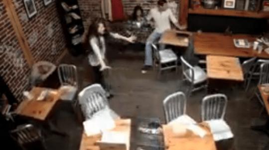 Telekinetic Coffee Shop