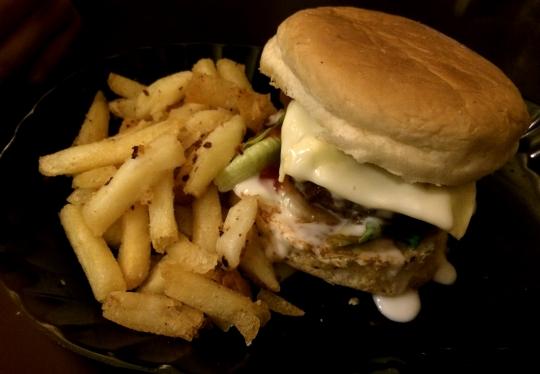 Burger Bakar Titanic