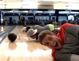 Crazy Bowling Thumb