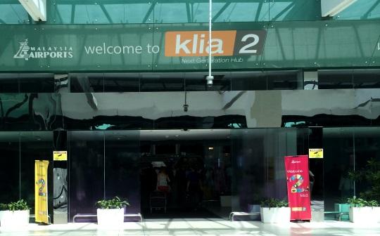 Kuala Lumpur International Airport 2