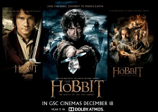 The Hobbit Trilogy Marathon