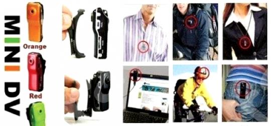 MAXGear Mini Spy Cam 3