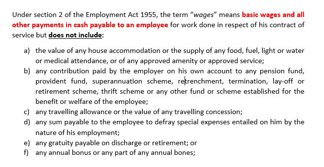 wages defination