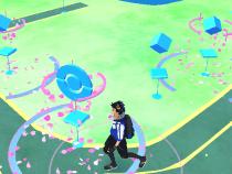 Pokestop Dalam Pokemon Go