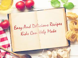 Easy Kids Recipes small