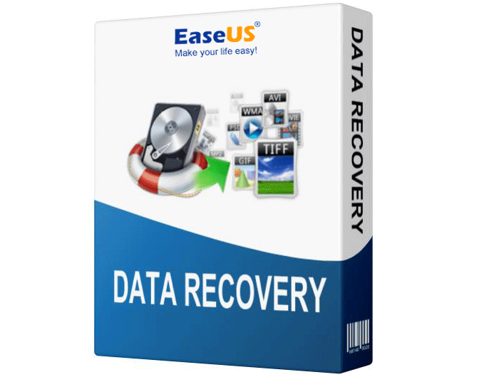 EaseUS Mac Data Recovery