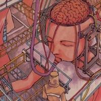 Super Conductive Brains Parataxis | Il futuro dell'umanità secondo Shintaro Kago