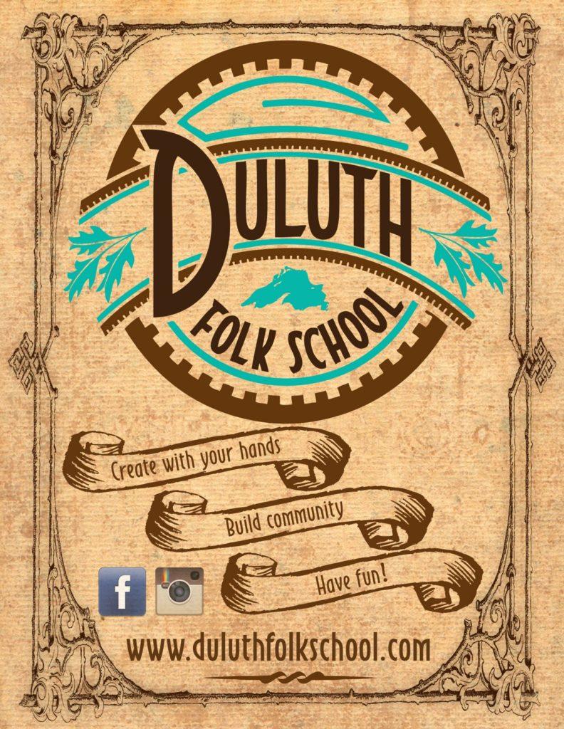Duluth Folk School Flyer