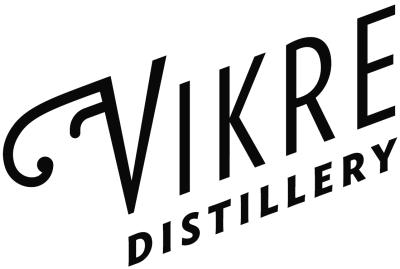 Vikre Distillery Logo