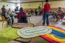 Rag Rugs with the Duluth Folk School