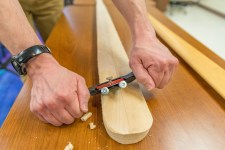 Create a Greenland Kayak Paddle with the Duluth Folk School