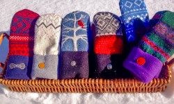 Sweaters to Mittens for Duluth Folk School