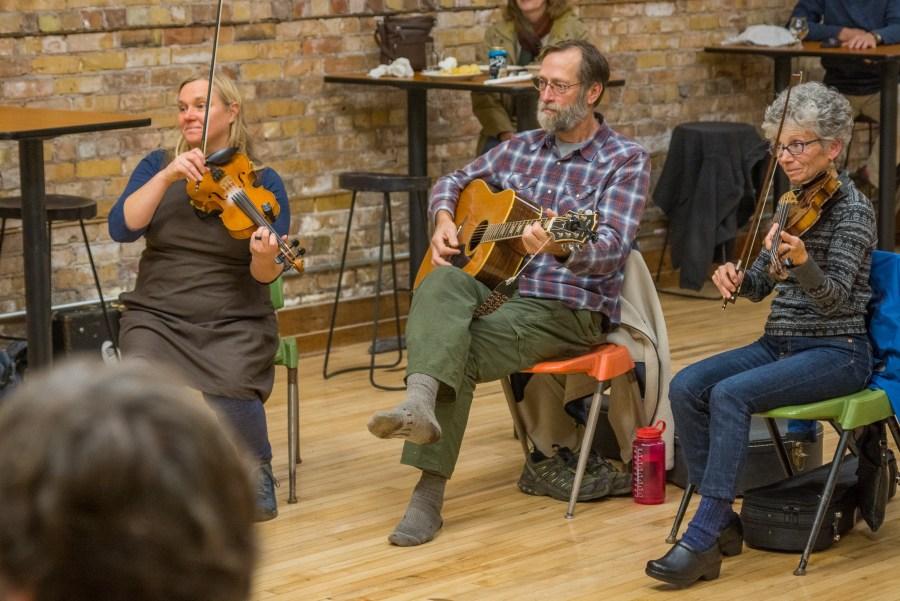 Slow Jam : Duluth Folk School