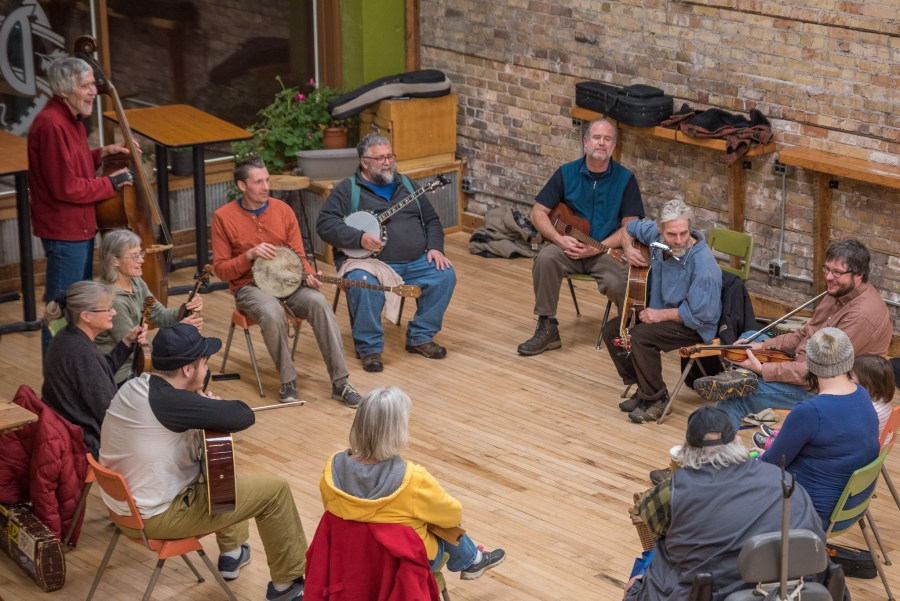 Old Time Music at the Duluth Folk School