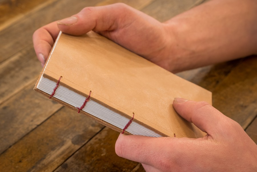 Make Your Own Journal at the Duluth Folk School