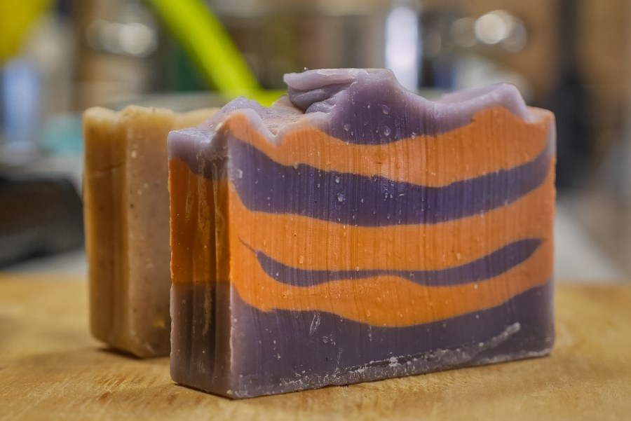 Advanced Soap Making at the Duluth Folk School